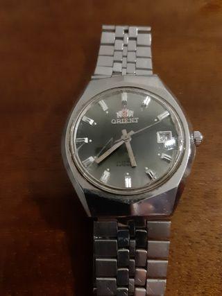 Antiguo Reloj Orient Automátic
