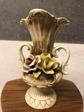 Jarrón porcelana Italiana