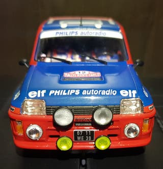 Fly. Renault 5 Turbo.