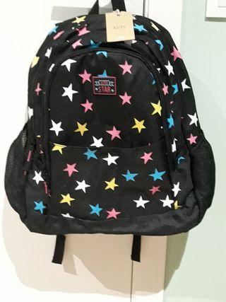 Mochila Estrellas /Súper Star