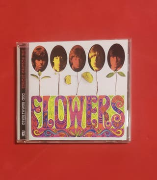 CD THE ROLLING STONES Flowers