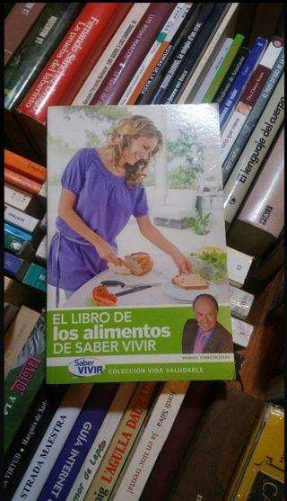 El libro de los alimentos de Saber Vivir