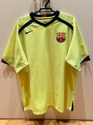 Camiseta Barça 2006 Talla XXL