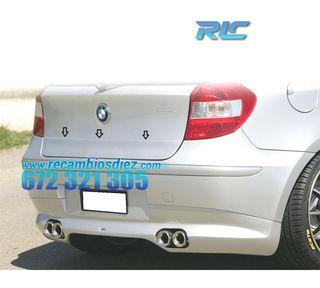 MOLDURAS PARACHOQUES TRASERO BMW E87 (04-11)
