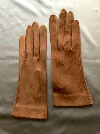 NUEVOS Guantes de ANTE hechos a mano de guantería