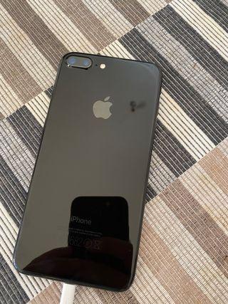 Iphone 7 plus 128gb jet-black!
