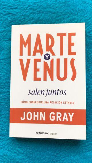 """Libro """"Marte y Venus salen juntos"""""""