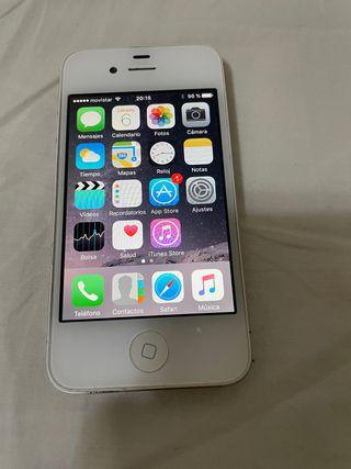 iPhone 4s 16 gb libre