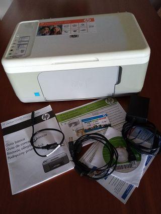 Impresora HP Deskjet F2280 All-in-One