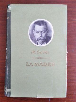 Libro Máximo Gorki La Madre