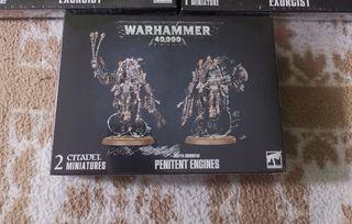Warhammer 40k Battle Sisters Castigo del Penitente
