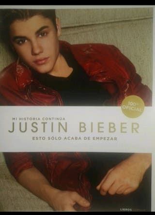 Justin Bieber. Mi historia continúa.