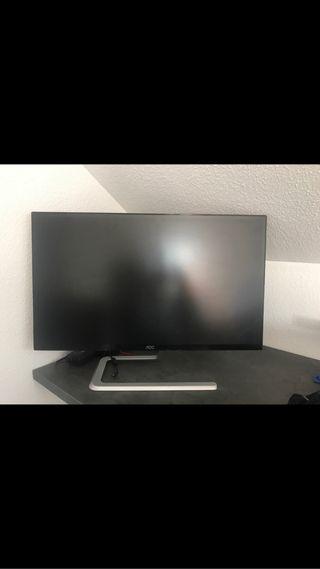 "Monitor Aoc 27"" 1920x1080p"