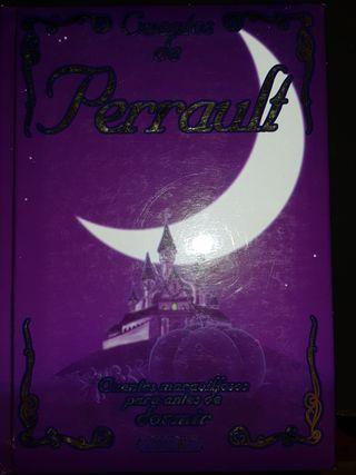 Libros clásicos de Perrault