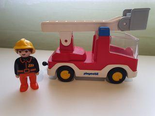 playmobil bombero