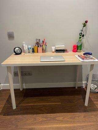 Escritorio IKEA LINNMON