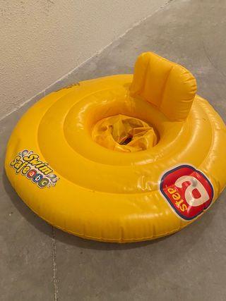 Flotador de seguridad para bebé