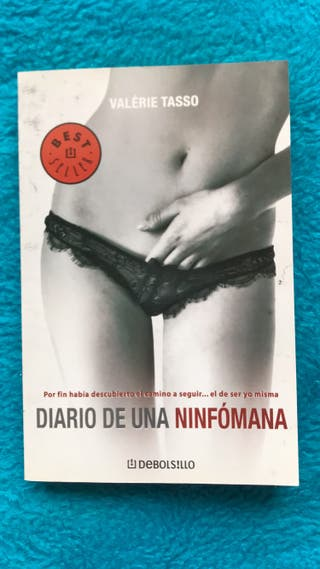 """Libro """"Diario de una ninfómana"""""""