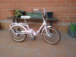 bicicleta g.a.c infantil