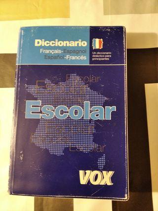 Diccionario francés/español