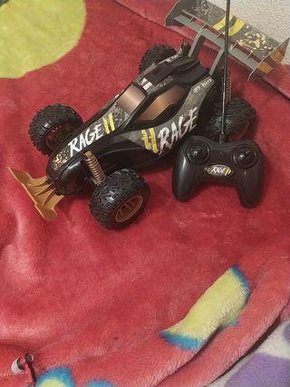 coche teledirigido de juguete