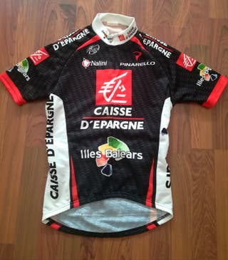 Maillot Caisse Epargne Illes Balears talla M