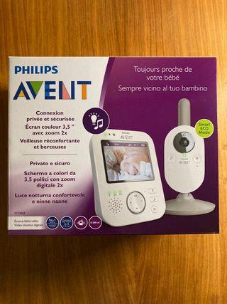 Vigilabebés Philips Avent SCD843