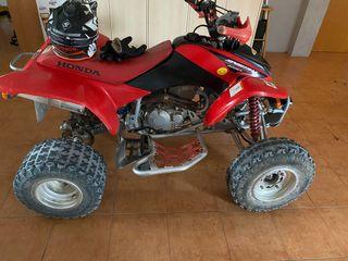 Quad Honda 400 Sportrack