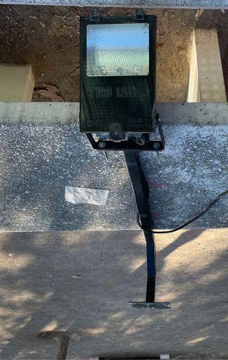 Foco exterior 150 w