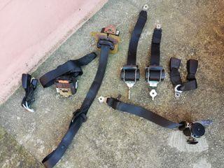 Cinturones mas pretensores e46