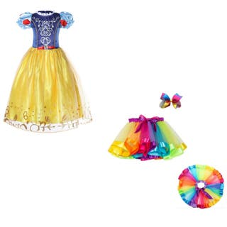 disfraz y tutú niña nuevo 4 años