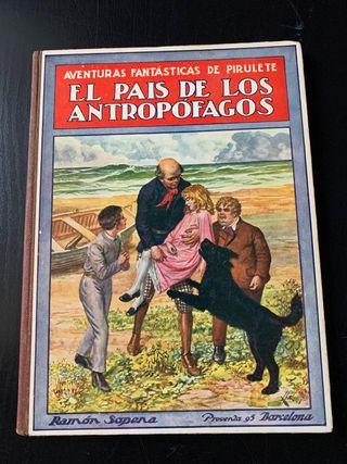Libros infantiles antiguos, 1930-40