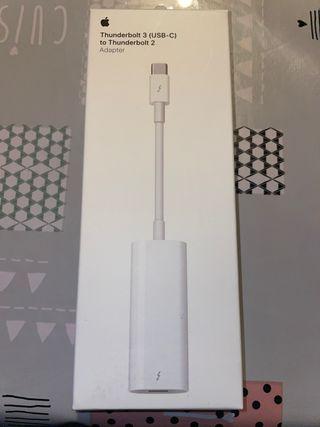 Adaptador Thunderbolt 3 (USB-C) to Thunderbolt 2