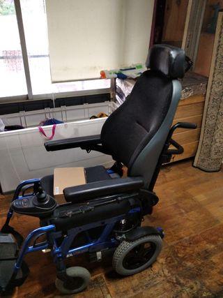 vendo o cambio silla de ruedas electrica