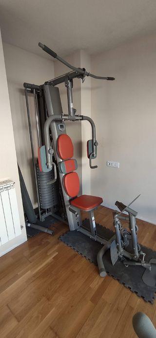 Máquina de musculación Domyos HG90