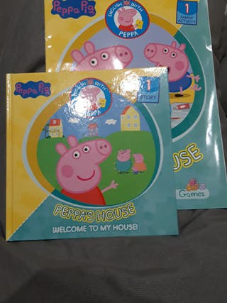 English with peppa pig