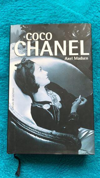 """Libro """"Coco Chanel"""""""