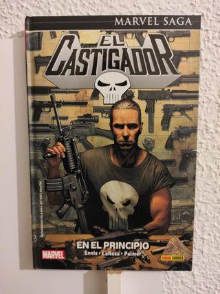 """El Castigador """"En el principio"""""""