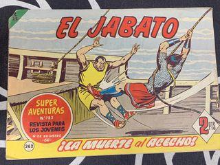 Aventuras de El Jabato y del Capitán Trueno