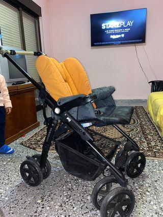 Carro de niño o niña
