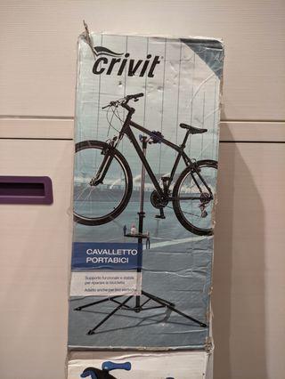 soporte taller Bicicleta