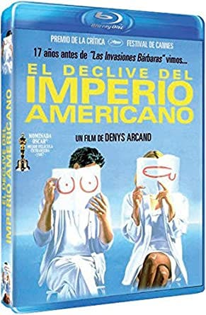 El Declive del Imperio Americano [Blu-ray] -nuevo