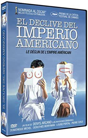 El declive del imperio americano - dvd nuevo