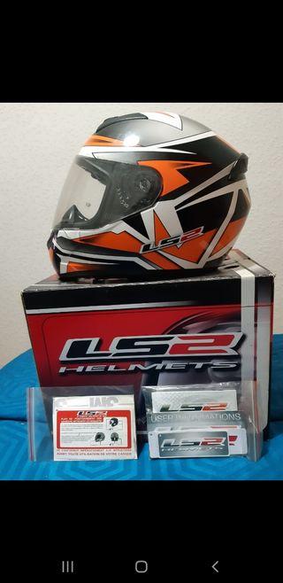 casco marca LS2