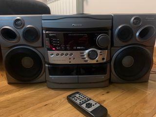Pioneer XR-A550