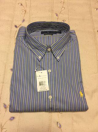 Camisa NUEVA Polo Ralph Lauren talla grande XXL