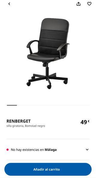 Se vende mesa y silla
