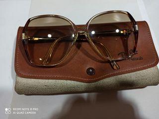 antigua gafas de Ray ban naturals