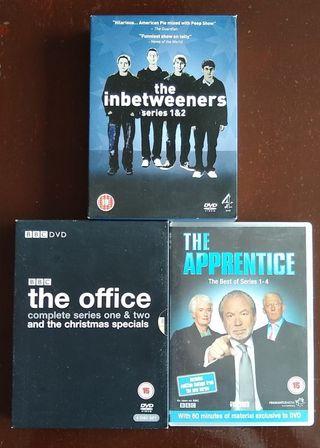 DVD series americanas V.O.