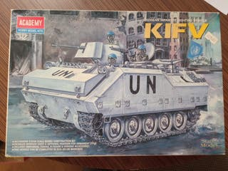 Maqueta vehiculo coreano KIFV